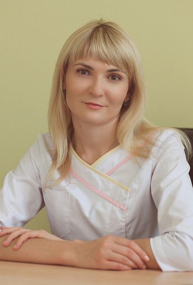 Фото Баракшаева Ольга Анатольевна